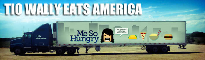 Tio%20Wally%20Eats%20America%20truck Tio Wally Eats America: Jimmy's Down The Street