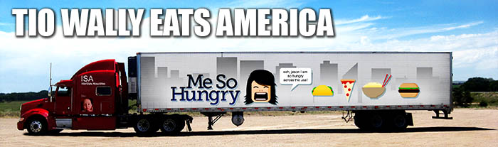 Tio%20Wally%20Eats%20America%20truck2 Tio Wally Eats America: Exit 62 Restaurant & Truck Plaza