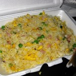 14 pork fried rice 150x150 Statik video shoot in Chinatown ...you full and 30mins you hungry
