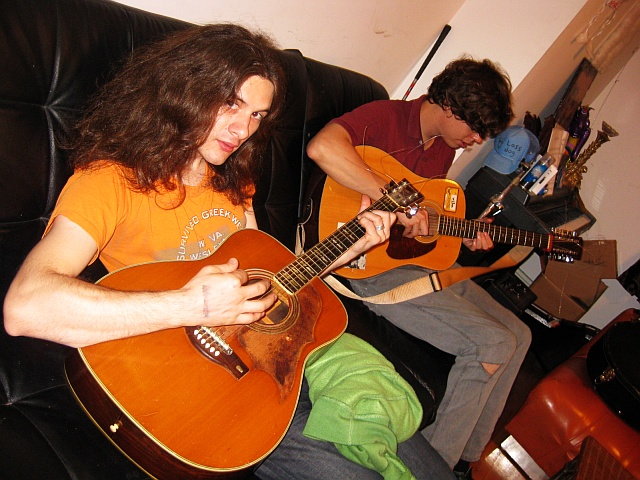 01 Kurt Vile and Boyd