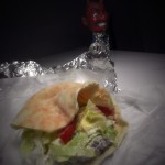 04-falafel-sandwich shot by dan's pinhole camera
