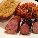 24 meat plate 150x150 Spaghetti Dinner Spectacular & Hot Kielbasa