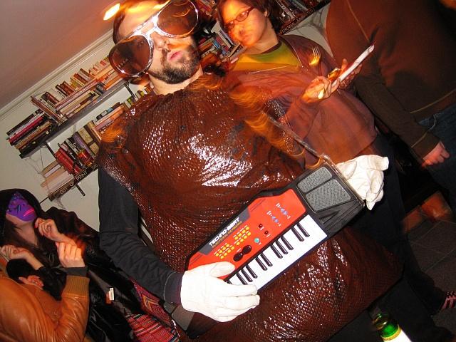 10 diy food themed halloween costumes serious eats - California Raisin Halloween Costume