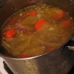 01 pot of hambone soup 150x150 Hambone Stuffing Soup