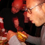 02 rob and seth 150x150 Meats Night Out