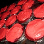 03 fire velvet cupcakes 150x150 Fire and Ice Party