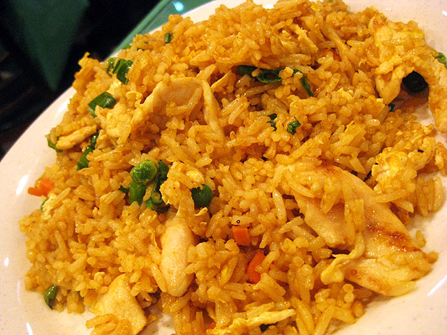 04-curry-chicken-fried-rice | ME SO HUNGRY