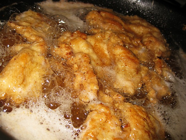 Quick Fried Chicken Recipes — Dishmaps