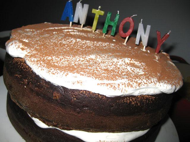 23 Devil Dog Birthday Cake
