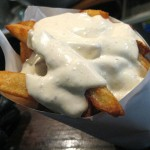 02 pomme frites with smoked eggplant mayo 150x150 Happy Birthday Gideon Yago
