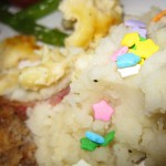 05 sprinkles on my mashed potatoes 150x150 Hows Your News? Dinner & Screening party