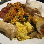 03 my paradise breakfast buffet plate 150x150 Vegas Vacation: Monday