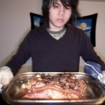 11 me and the meat casserole1 150x150 Meat on Meat 3 Way
