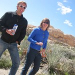 15 meg ryan at red rock canyon 150x150 Vegas Vacation: Monday