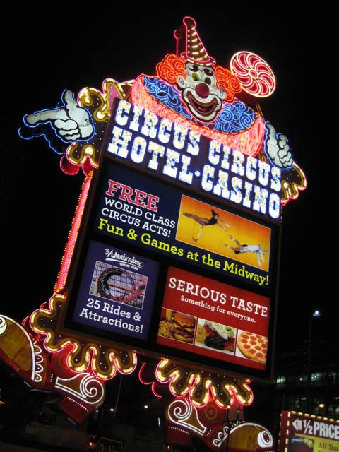 Casino circus hotel lucky nugget casino
