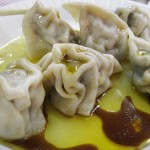04 dumplings doused in fish oil chili sauce and vinegar soy sauce 150x150 Ramen & Friends: Sheng Wang