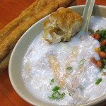 04 fried cruller on congee 150x150 Hsin Wong
