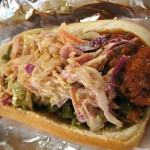 05 crif dog spicy redneck bacon wrapped chili jalapenos cole slaw 150x150 Hot Doggin Karaoke