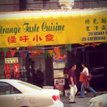 05 strange taste cuisine 150x150 Good Good Warm Day in Chinatown