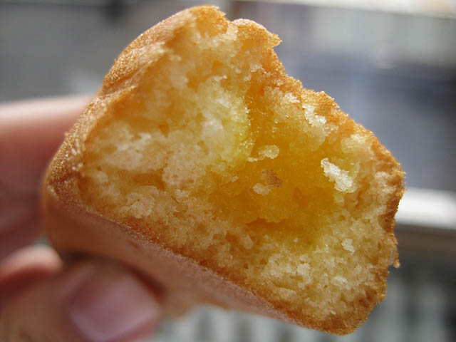 Banana Cake Recipe Japan: 06-bitten-banana-sponge-cake