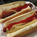 07 dogs with ketchup and mustard 150x150 Hot Doggin Karaoke