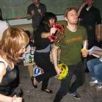 14 tambourine action 150x150 Hot Doggin Karaoke