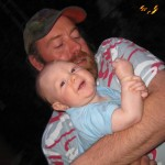 15 russ holding baby ike 150x150 The Dragons Claw Premiere
