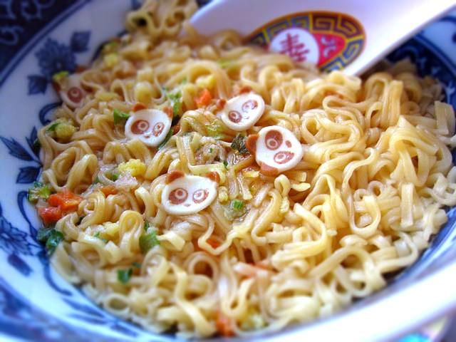 Ramen Noodles Kraut