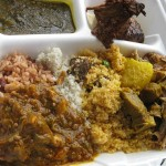 02 african lunch box buffet by the pound 150x150 B&B African & Caribbean Restaurant