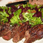 04 angus hanger steak salad 150x150 Farewell Sausage