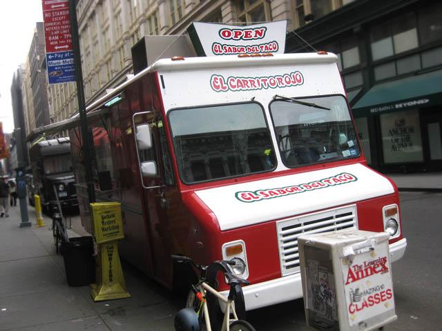 01 El Sabar Del Taco Truck