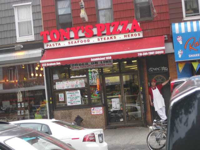 01 Tony's Pizza