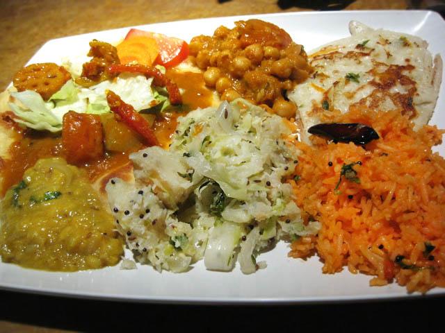 02 Tiffin Wallah buffet plate