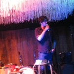 09 blurry shot of Leo Allen 150x150 Variety Shac   Northside Festival