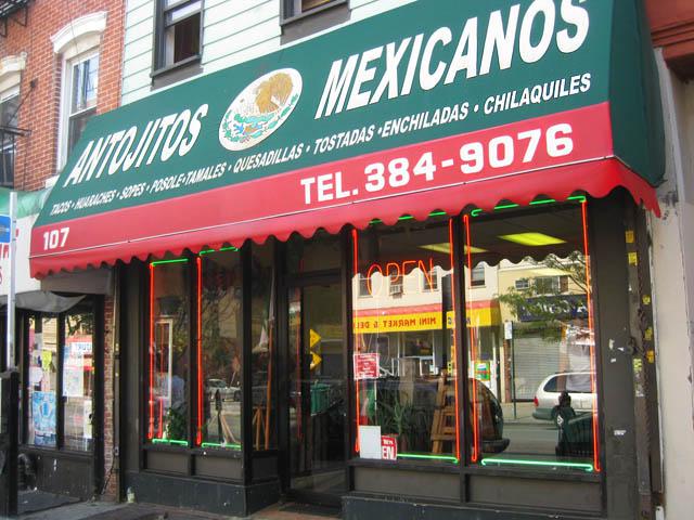 01 Antojitos Mexicanos