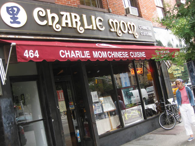 01 Charlie Mom Chinese Restaurant