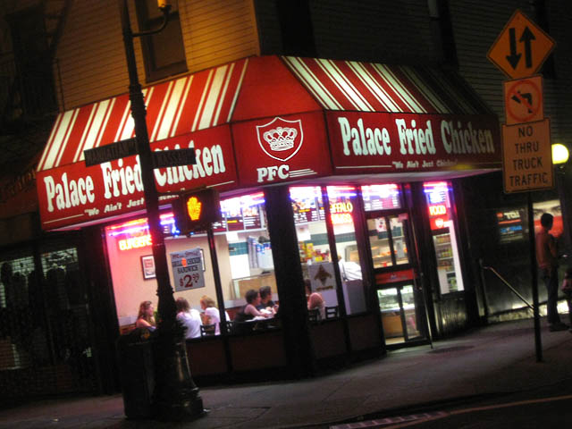 01 Palace Fried Chicken