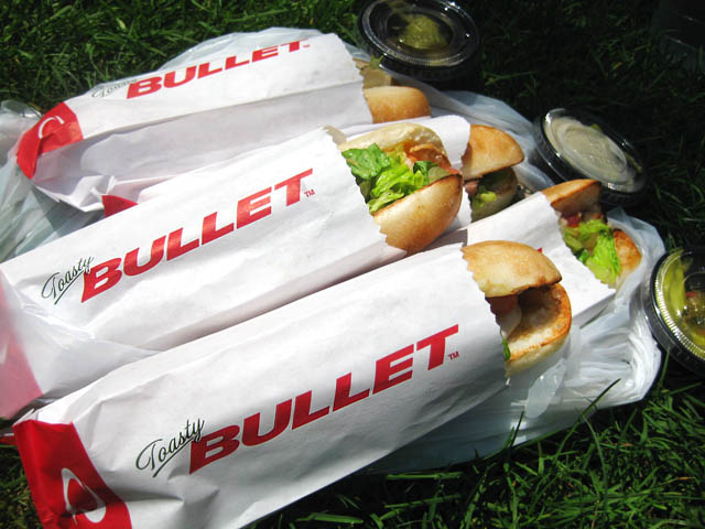 01 Quiznos Toasty Bullets