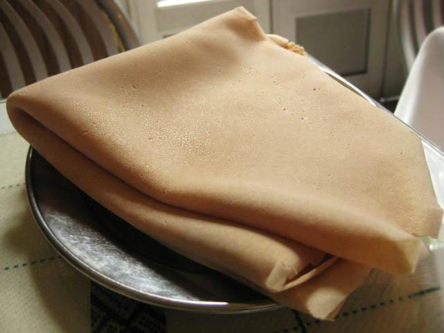 03 Meskerem Ethiopian Bread