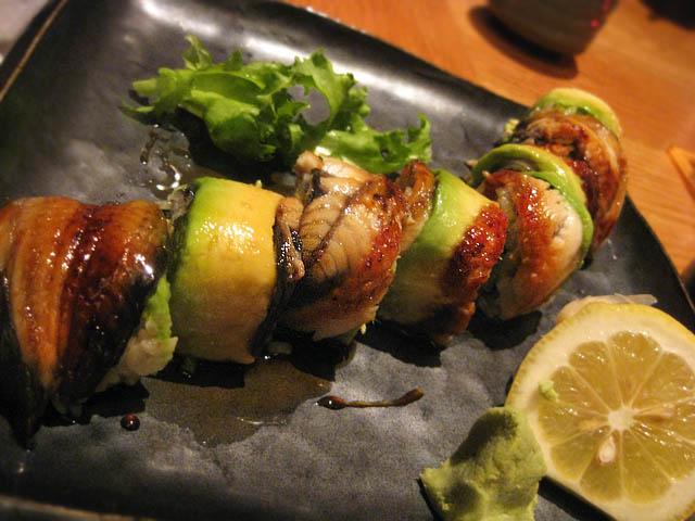 Sushi Dragon Roll 10 dragon roll sushi
