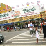 10 Nathan's at Coney Island