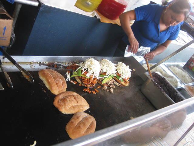 21 Dona Zita Mexican Tortas at Coney Island