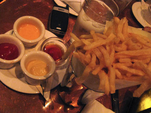 01 French Fries at Absinthe