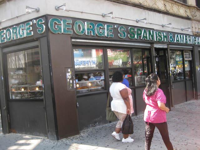01 George's Spanish & American Restaurant