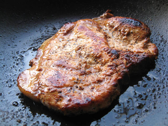 01 Pan Fried Pork Chop
