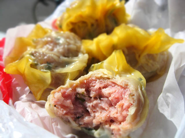 02 Shark Fin Dumplings from Louie's Dim Sum