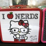 09 Hello Kitty Nerd lunchbox
