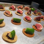 11 Figs on Cracker 150x150 Chef Jason Wilson of Crush Catering the Meet & Greet