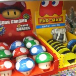 12 Mario and Pac-man candy