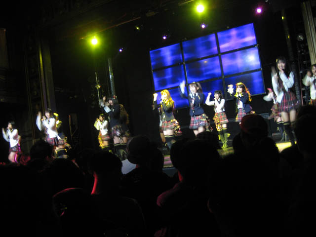 01 AKB48 at Webster Hall NY